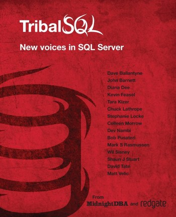 Tribal SQL Cover